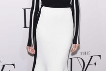 Black & white collection / Red carpets and Royal appearances