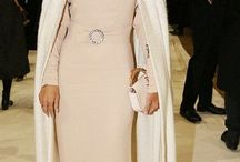 """Beige collection / Red carpets and Royal appearances (for other beige dresses see also """"Transparent collection"""")"""
