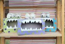 Kid Crafts / Let's make something fun!