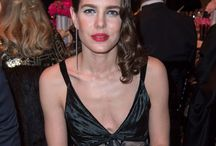 Royals: Princess Charlotte of Monaco / Charlotte Marie Pomeline Casiraghi (born: 3 August 1986 in Montecarlo), Dutchess of Valentinois and eight in line to the throne of Monaco. She has a son, Raphael, born in 2013 from the relationship with her ex Gad Elmaleh. She is a publisher writer and magazine editor.