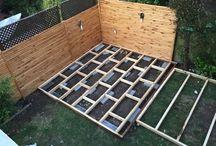 Mis proyectos / Proyecto casa deck patio GVM