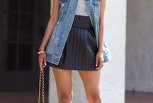 [ Style :: Skirt & Dress Inspo ]