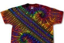 The Art of Tie Dye / Truly wearable art….