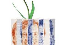 Vases / Vases designed by Paul Baars Design