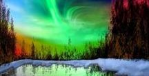 Northern Light -Aurora Borealis