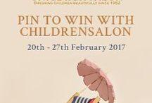 #CSWintersun @childrensalon / @childrensaloon