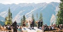 Rustic Mountain Wedding / Rustic Mountain wedding, invitations, ideas, gifts