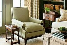 HOME | Seating / by Mary Catherine