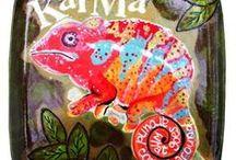 Ceramics Stuff / by The Peculiar Palette