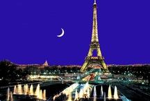 Paris  / by Tracy Cruz
