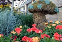 Outdoor Things / Things for the porch, lawn, garden / by Tammy McGhee