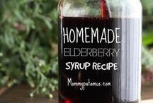 Homemade Remedies / Creating homemade remedies from items we have in our pantry.