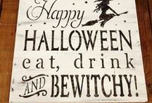 Holidays ~ Halloween- my favorite holiday...  / Things I like that have a Halloween theme. Recipes, tips, ideas, decor, etc.... / by D C
