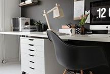 Home: Offices and Work Spaces