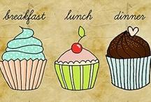I love cupcakes !