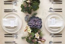 Table Decorations/Settings