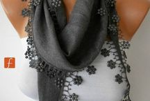 Clothing accessories / by Tammy McGhee
