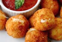 Appetizers and dips / Appetizers and fun foods for parties, events and snacks.