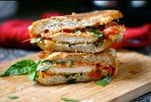 Sandwiches / Many new ideas for sandwiches.