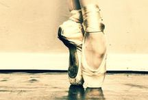 Ballet means poetry