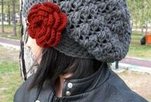 CROCHET HATS AND HEADBANDS / by Sarita Mendelson