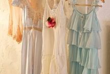 Vintage Lingerie / by The Humble Romantic Homestead