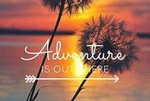 •Adventures• / by Aubrey Allen