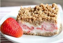 -Desserts- / by Aubrey Allen