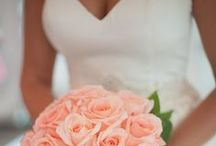 Coral / Bright and beautiful colours for the day of your dreams http://www.careysmanor.com/wedding_package_offers.html
