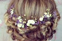 Purple / Light or dark, purple is a warm, elegant colour http://www.careysmanor.com/wedding_package_offers.html