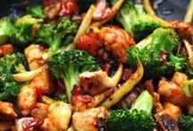 Asian Recipes / by Aubrey Allen