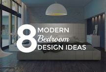 Modern Design Tips / Modloft Interior Designers offer tips and suggestions on decorating your home with a cozy modern vibe.