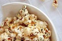 POPcorn / All types of popcorn recipes