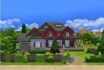 Les Sims 4 / Disponibles dans la gallerie du jeu Les Sims 4