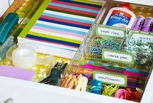 organization + tips / by Tiara Hoffman