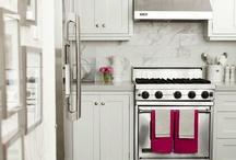 kitchen + dining / by Tiara Hoffman