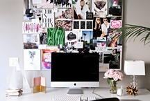 office + chic / by Tiara Hoffman