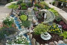 Gardening and Landscaping /  Ideas for gardening and landscaping spaces, including Indoor and outdoor planters, planting, seeding, propagation, etc. / by Trina Nobles-Ward