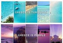 GREECE - the MOST beautiful place on earth / by Andreas Gerogiannis