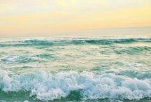 Beach | Ocean | Sea | Sand | Surf | Summer / by Cassie Hamill