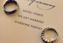 Just Wed / by Peg Rovenstine