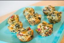 Nutritious & Delicious / Healthy eats that taste as good as they are good for you. / by Colleen, The Smart Cookie Cook