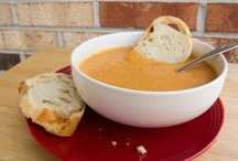 Soups & Chili / by Colleen, The Smart Cookie Cook