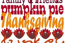 Thanksgiving / by Holly Hanfman