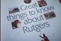 You Should Know... / by Rutgers University Undergraduate Admissions
