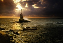 Lighthouse / Lighten my way. Show me the path .. I have to go!