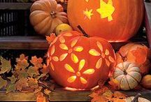 Fall Halloween/Thanksgiving / by Terry Farnsworth