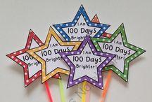 100 days of school / by Holly Hanfman