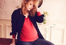 She's One Hot Momma / Sick and tired of boring maternity clothes? So are we! Here you'll find all the cutest, chicest, and greatest maternity styles! / by Become