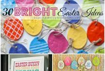 Easter Bunny! / Here you'll find everything you need to be the greatest Easter Bunny in town! From dinner to dessert, egg dyes to the hunt, and fun crafts with the kids, this is your Easter spot!
